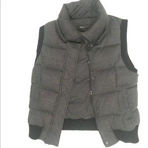 BCBG Maxazria Down Puffer Vest